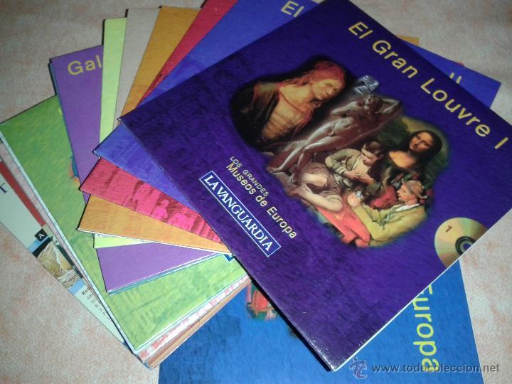 Segunda Mano: MUSEOS DEL MUNDO EN CD-ROM box ENCICLOPEDIA - Foto 4 - 46988385