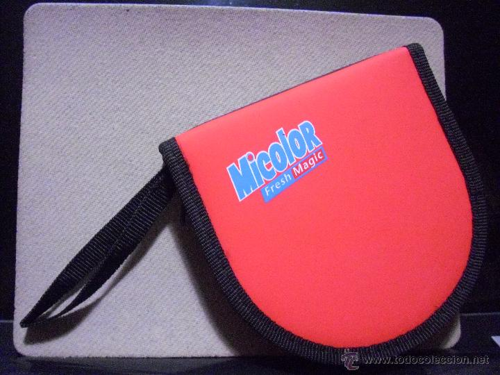 Porta cd dvd publicitario de micolor. comprar en todocoleccion