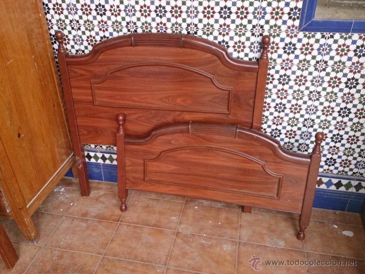 Cabeceros de cama comprar en todocoleccion 48280213 - Cabeceros segunda mano ...