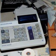 Segunda Mano: CALCULADORA TEXAS INSTRUMENTS TI-5130,SIN USO,CON EMBALAJE ORIGINAL. Lote 48823838