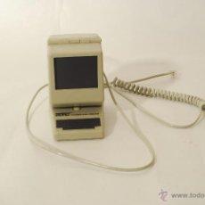 Segunda Mano: TELÉFONO CON FORMA DE ORDENADOR. MARCA RTC. COMPUTER PHONE. FUNCIONANDO. AÑOS 80. . Lote 48859390