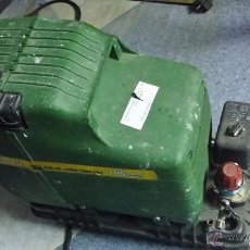 Segunda Mano: COMPRESOR ECU FIAC OIL - 6 LITROS - 1.5 HP. Lote 49037600