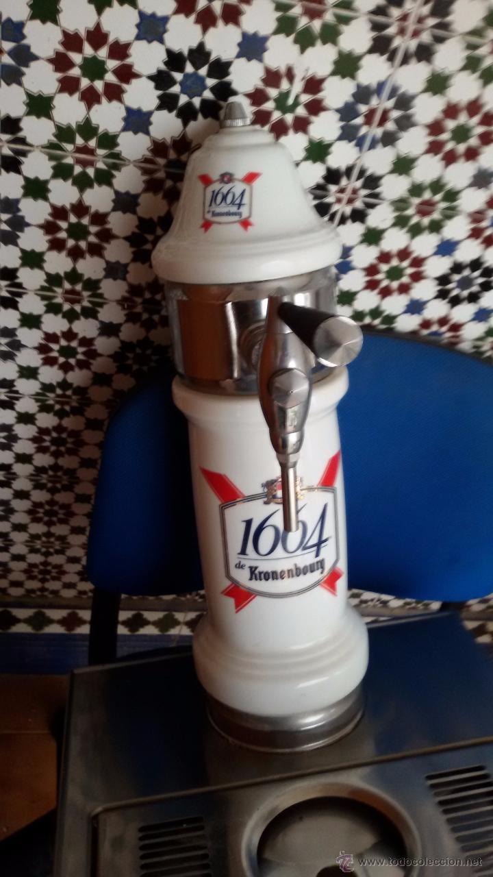 Segunda Mano: grifo de cerveza kronenbourg - Foto 2 - 49050807