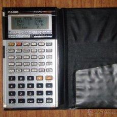 Segunda Mano: CALCULADORA GRAFICA CASIO FX-6500G FUNCIONANDO. Lote 49400330