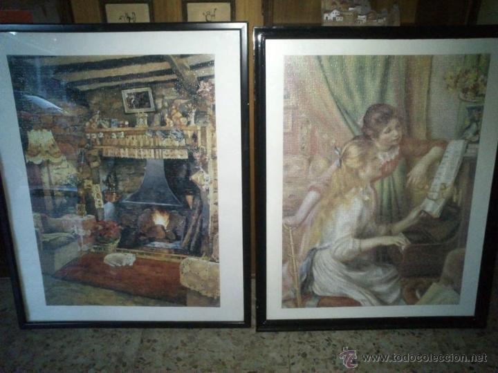 Cuadro grande puzzle enmarcado ultimo precio comprar en for Enmarcado de cuadros precios