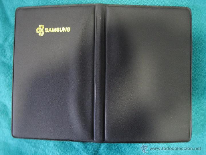 Segunda Mano: Calculadora Sansung CL 801. No funciona - Foto 3 - 49995050