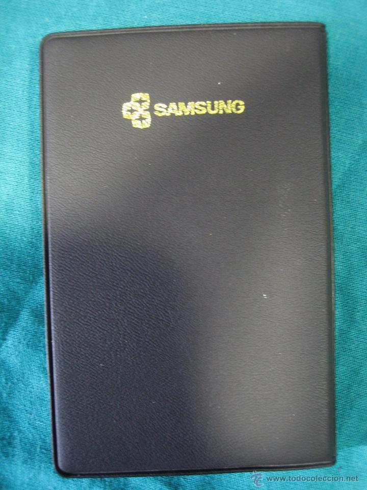 Segunda Mano: Calculadora Sansung CL 801. No funciona - Foto 4 - 49995050