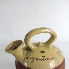 D'Occasion: BOTIJO EN CERAMICA DE ARGENTONA AÑO 1987. Lote 50318278