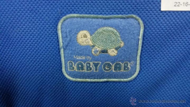 Silla bebe para auto grupo 0 1 baby gab comprar en - Silla grupo 1 segunda mano ...