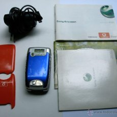 Segunda Mano: TELÉFONO MOVIL SONY ERICSSON Z600. Lote 50672580