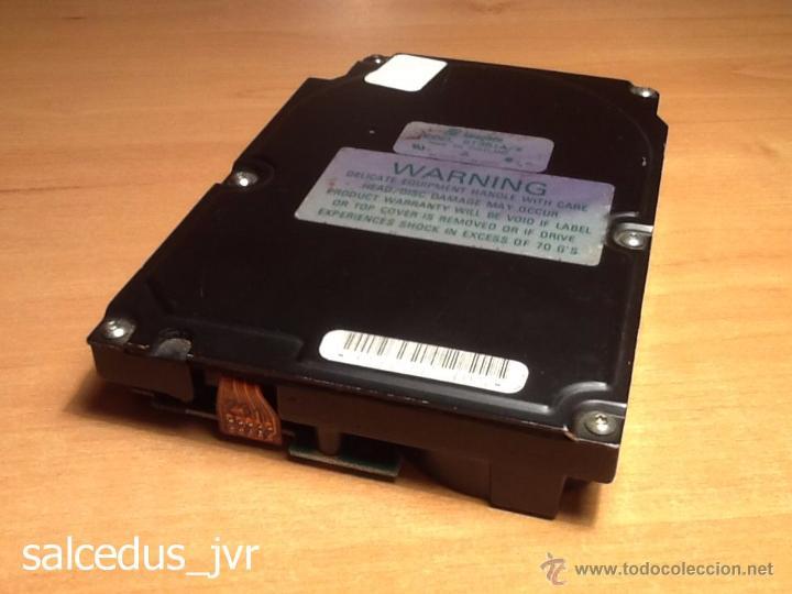 DISCO DURO IDE SEAGATE ST35IA/X 913001-305 HDD ATA 44 MB SIN PROBAR (Segunda Mano - Artículos de electrónica)