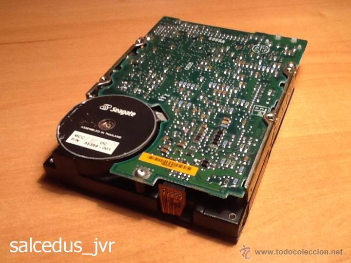 Segunda Mano: Disco Duro IDE Seagate ST35IA/X 913001-305 HDD ATA 44 MB Sin Probar - Foto 3 - 50852555