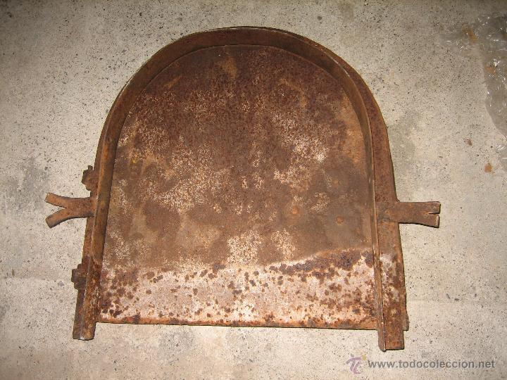 Puerta De Hierro Segunda Mano Fabulous Finest De Hierro Forjado El - Hornos-de-hierro-a-lea