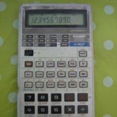 Segunda Mano: CALCULADORA CASIO FX-3600P. FUNCIONA. ENVÍO CERTIFICADO GRATUITO. Lote 51030340