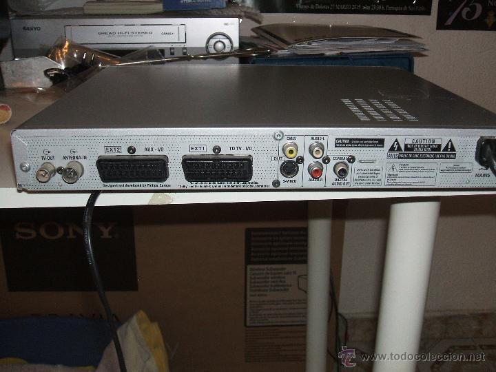 Segunda Mano: Philips Reproductor y grabadora de DVD DVDR3380 - Foto 4 - 51042035