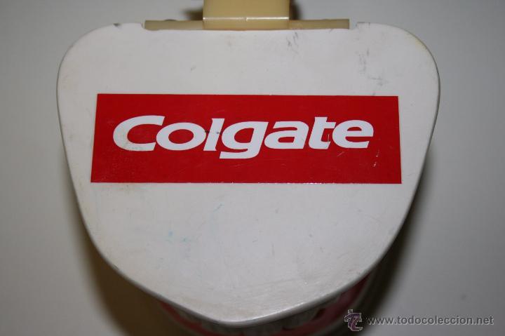 Segunda Mano: Colgate. Curiosa dentadura en pasta dura que la firma comercial regalaba a dentistas y farmacias. - Foto 5 - 51257116