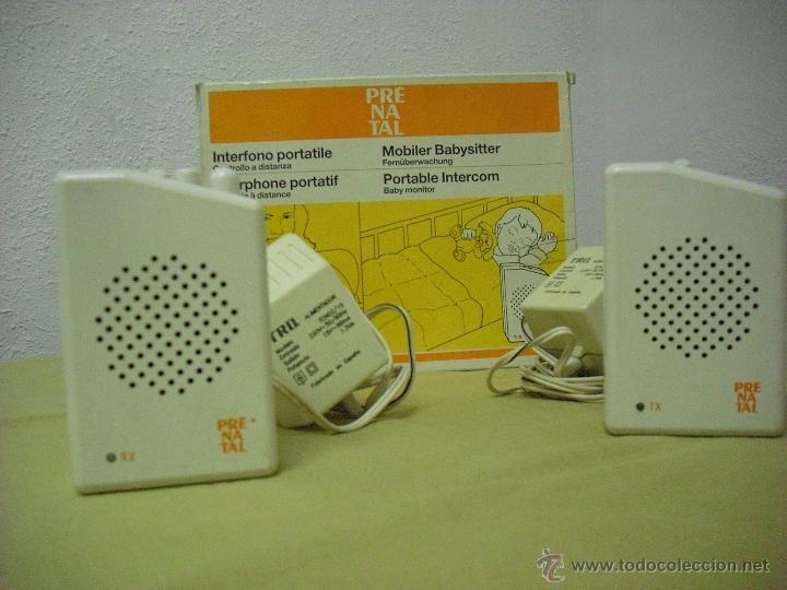 Segunda Mano: Interfono portatil Prenatal - Foto 2 - 51471384