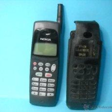 Segunda Mano: TELEFONO NOKIA NHX-2LD + FUNDA. Lote 52260771