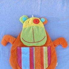 Segunda Mano - Guardapijamas Hipopótamo de colores, de 46 x 30 cm - 52437280