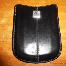 Segunda Mano: FUNDA MOVIL BLACKBERRY PIEL DE COLOR NEGRO ORIGINAL . Lote 52616179