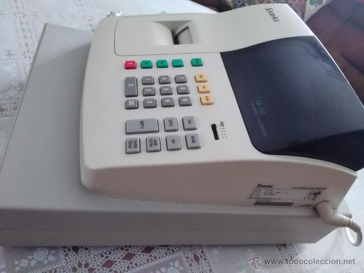 Segunda Mano: CAJA REGISTRADORA - SAM4S ELECTRONIC CASH REGISTER - Foto 2 - 52992139