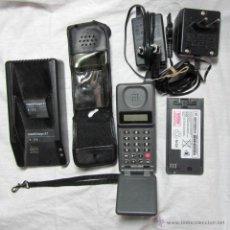 Segunda Mano: TELÉFONO MOTOROLA EXECUTIVE PHONE 2 COMPLETO ACCESORIOS + CAJA ORIGINAL. Lote 53089862