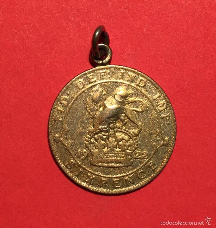 Segunda Mano: Colgante moneda - Foto 2 - 168527673