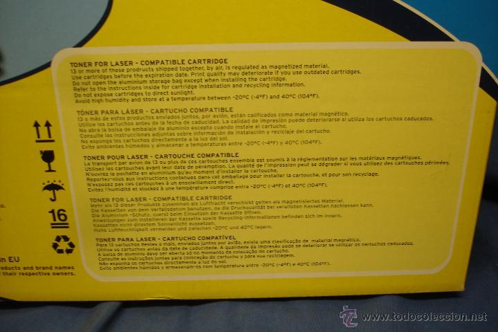 Segunda Mano: CARTUCHO DE TONER COMPATIBLE PARA IMPRESORA HP C3909A - NUEVO - Foto 2 - 53358957