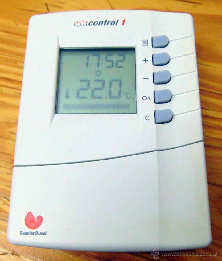 termostato de calefacci n exa control 1 de saun comprar