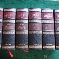 Segunda Mano: COLECCION PREMIOS NOVEL LOTE 6 VOLUMENES. Lote 53505767