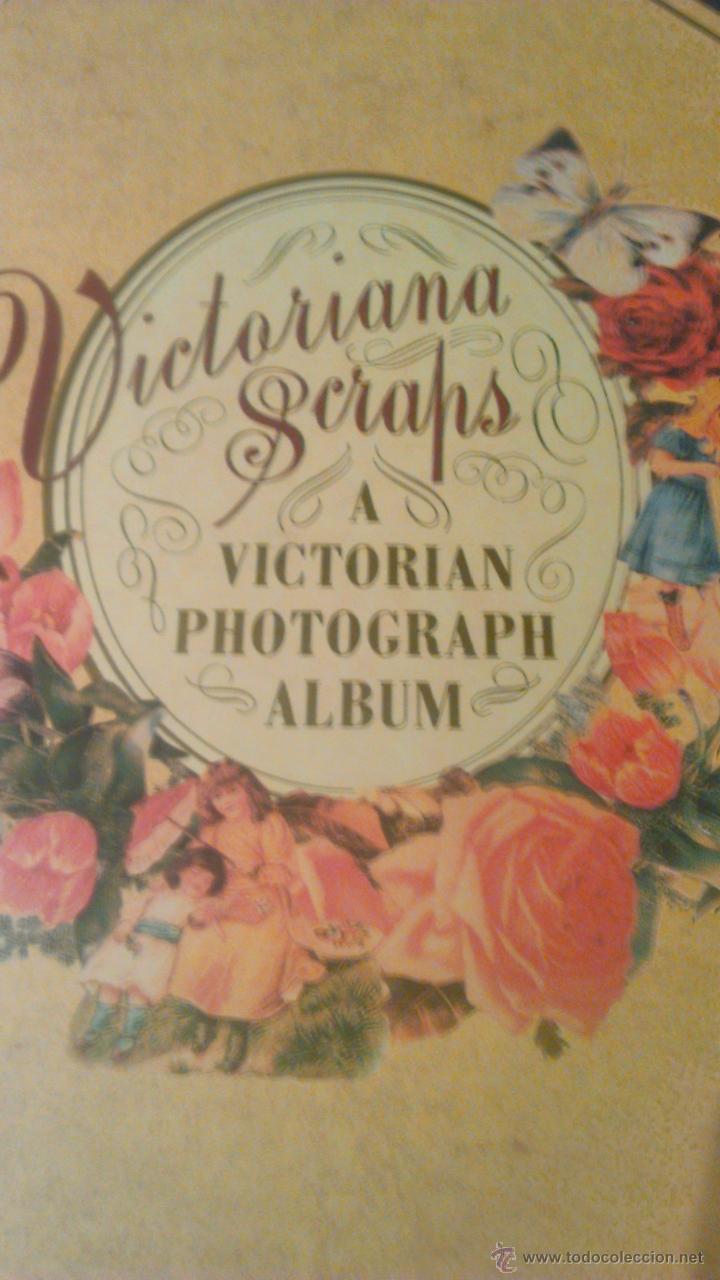 Segunda Mano: Precioso album de fotos estilo victoriano,a victorian photograph album. edición limitada 1995 - Foto 2 - 53790051