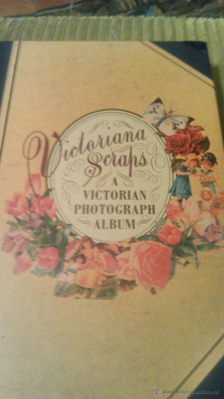 Segunda Mano: Precioso album de fotos estilo victoriano,a victorian photograph album. edición limitada 1995 - Foto 3 - 53790051