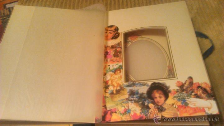 Segunda Mano: Precioso album de fotos estilo victoriano,a victorian photograph album. edición limitada 1995 - Foto 5 - 53790051