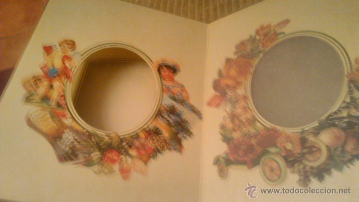 Segunda Mano: Precioso album de fotos estilo victoriano,a victorian photograph album. edición limitada 1995 - Foto 7 - 53790051