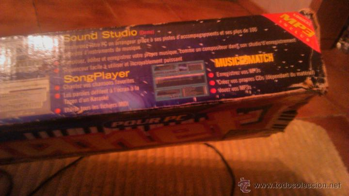 Segunda Mano: teclado musical play planet pour pc.music match - Foto 8 - 53790815