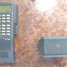 Segunda Mano: CURIOSO Y RARO TELEFONO MOVIL COCHE - ADAPTADO EN PANEL - NEWTEL BY OTE ¡¡FUNCIONANDO¡¡¡. Lote 53879600