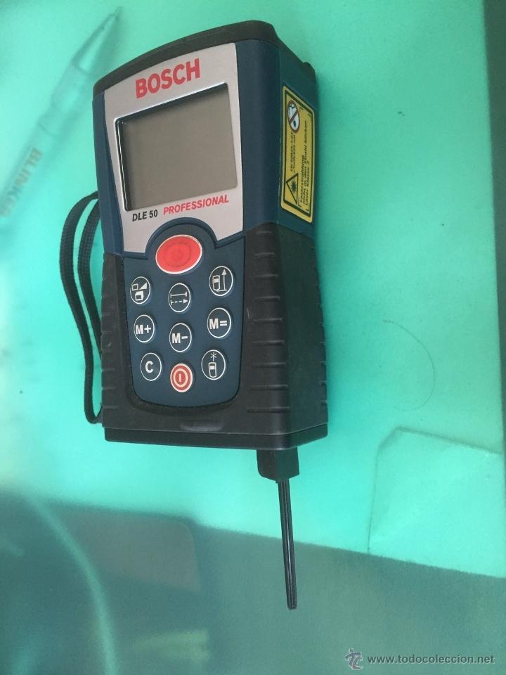 Medidor laser distancia bosch dle 50 telemetro comprar - Medidor laser bosch ...