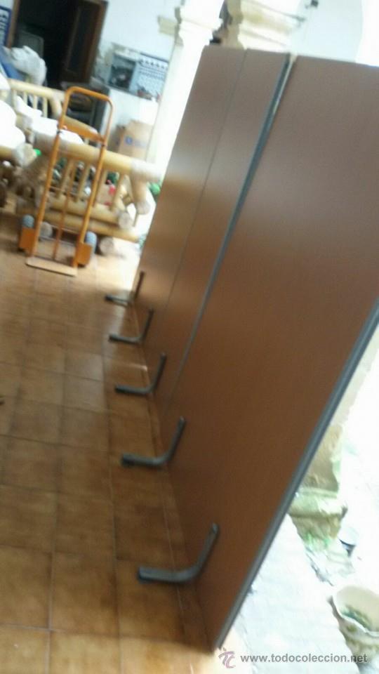 Separador de oficina comprar en todocoleccion 54007746 for Biombos oficina segunda mano