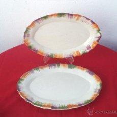 Segunda Mano - 2 bandejas de ceramica - 54024590
