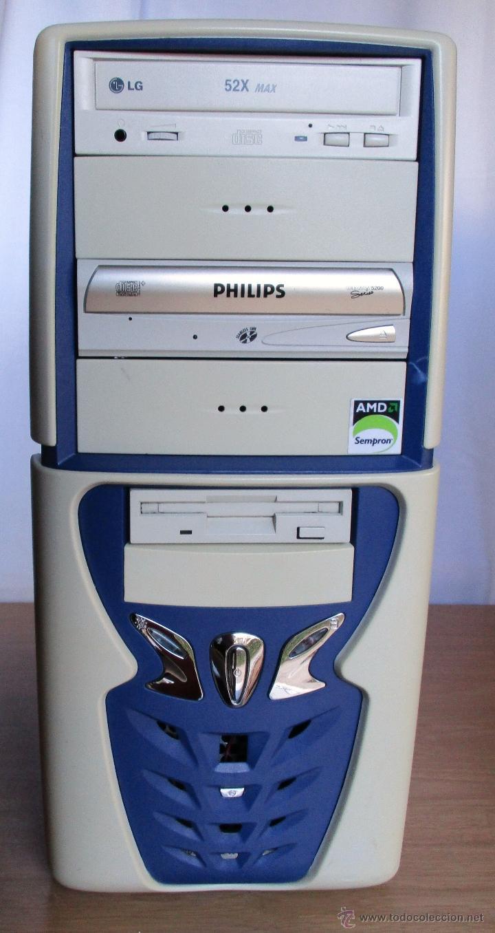 Hardware ordenador de sobremesa rf amd k7 comprar - Sobremesa segunda mano ...