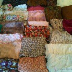 Liquidacion telas para patchwork o ropa mu eca comprar for Decoracion hogar segunda mano