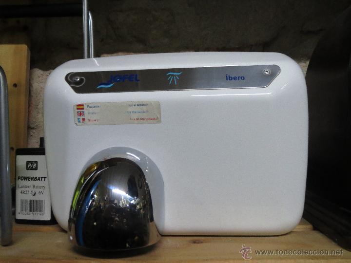Secador de manos automatico jofel ibero comprar en - Secador de manos ...