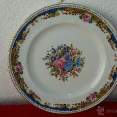 D'Occasion: PLATO LIMOGES. Lote 54807640