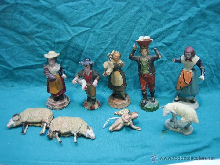 figuras de belen antiguas de cer mica altura 1 comprar