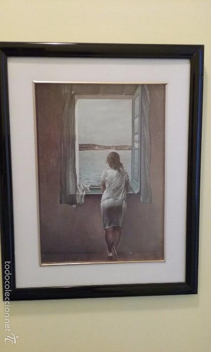 L mina del cuadro muchacha mirando por la venta comprar art culos de segunda mano de hogar y - Cosas del hogar de segunda mano ...