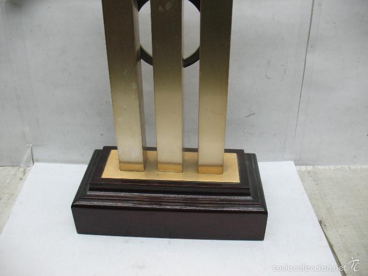 Segunda Mano: Trofeo VII CONCURSO FOTOGRÁFICO DEPORTIVO CALATAYUD 1981 PRIMER PREMIO - Foto 5 - 55531166