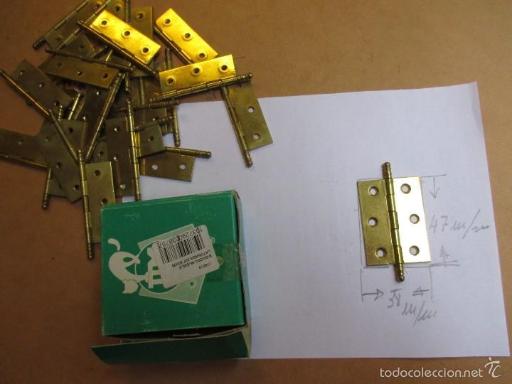 24 bisagras para puertas armarios mesillas ca comprar - Bisagras para armarios ...