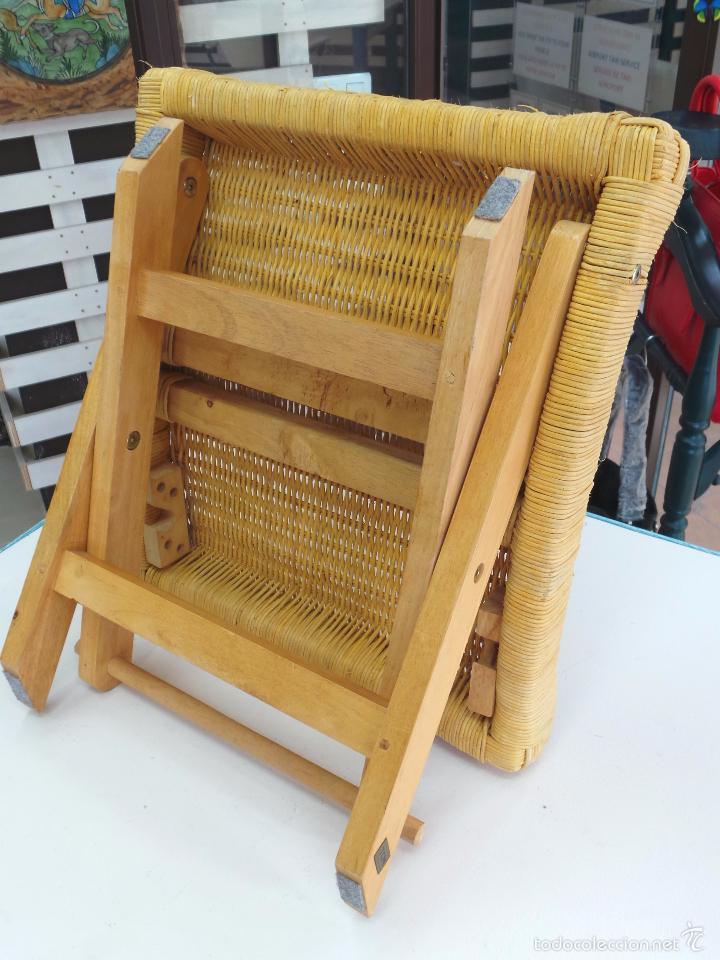 Taburetes de madera segunda mano cool bancos y taburetes - Taburete segunda mano ...