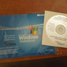 Segunda Mano: SISTEMA OPERATIVO WINDOWS XP SP1 SERVIPACK 1 PROFESIONAL VERSION 2002. Lote 212321732