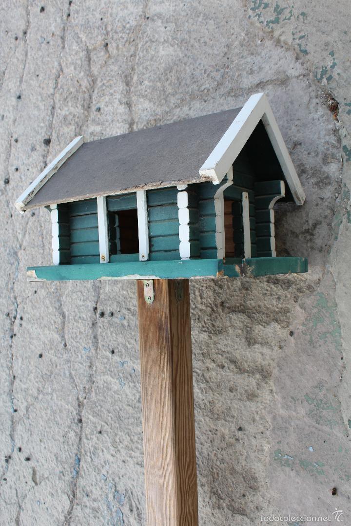 Casa de madera para jardin comprar art culos de segunda for Segunda mano jardin